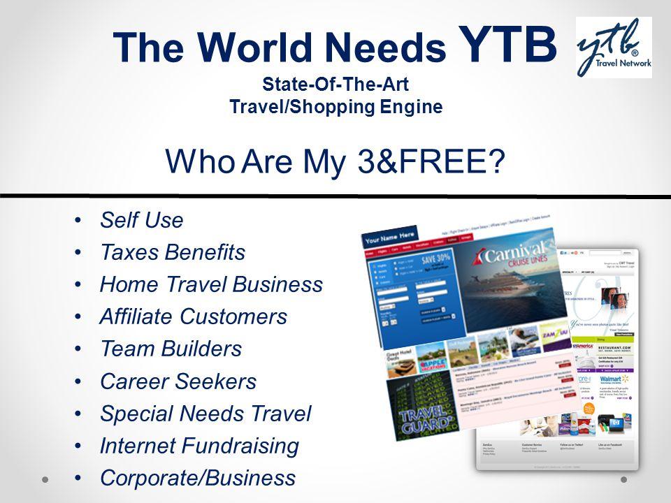 Travel/Shopping Engine