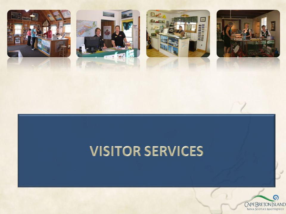 VISITOR SERVICES