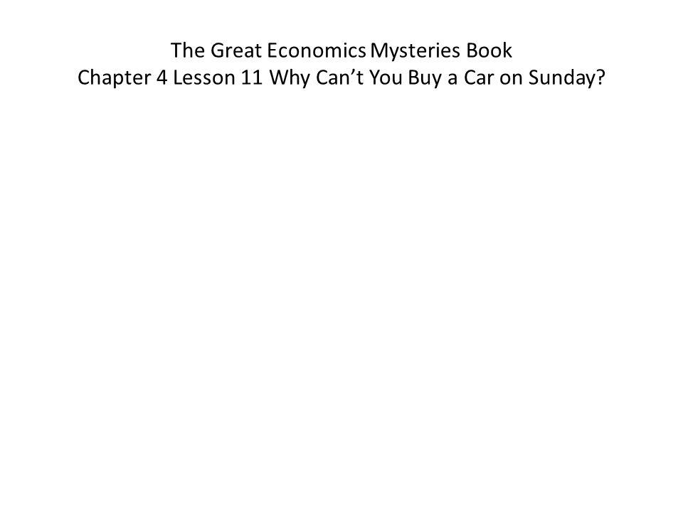 the great economics mysteries book ppt video online download. Black Bedroom Furniture Sets. Home Design Ideas