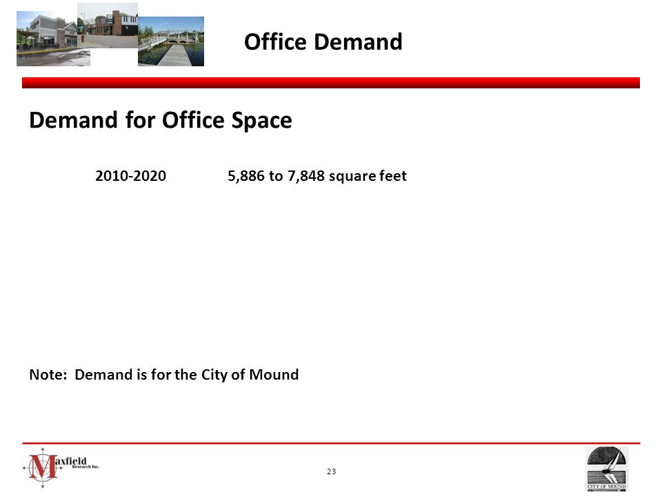 Demand for Office Space