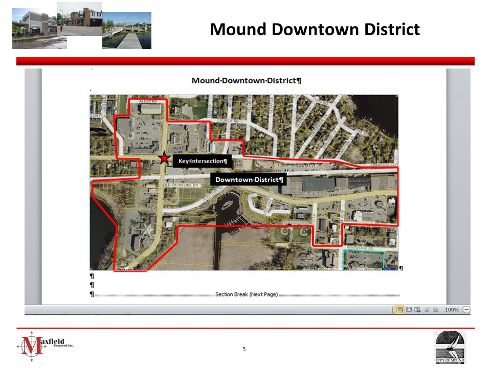 Mound Downtown District