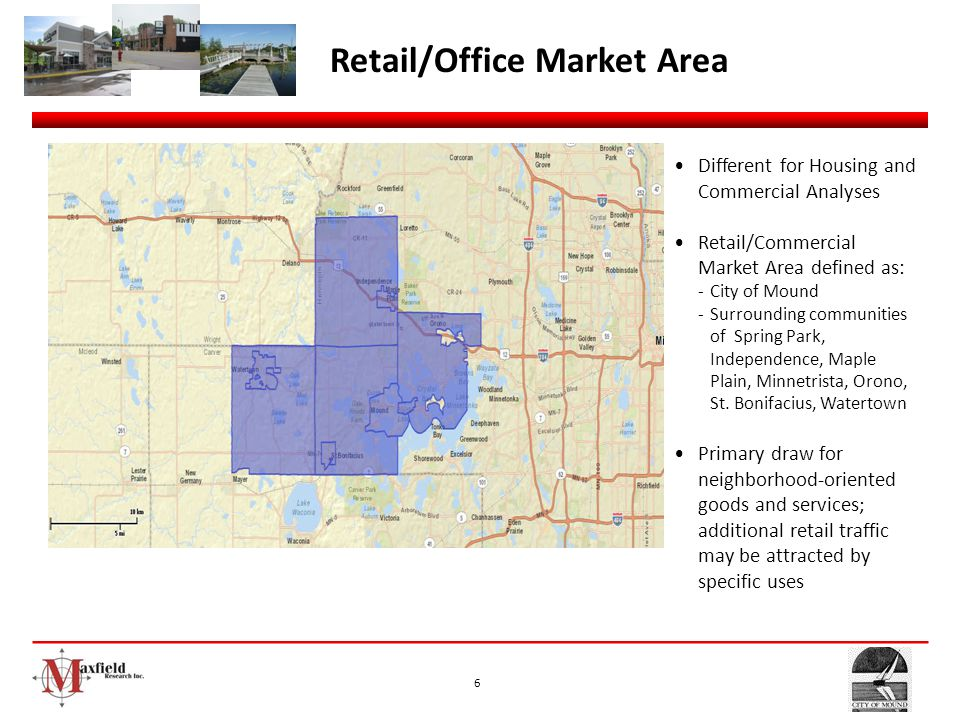 Retail/Office Market Area
