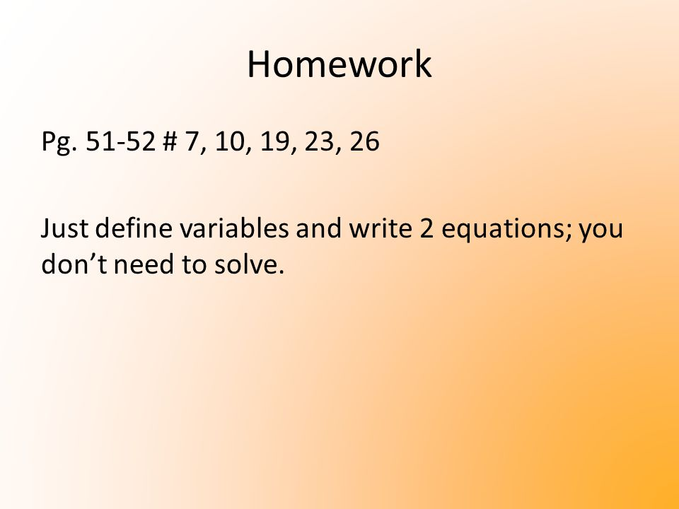 Homework Pg.