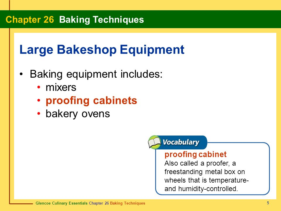 Large Bakeshop Equipment
