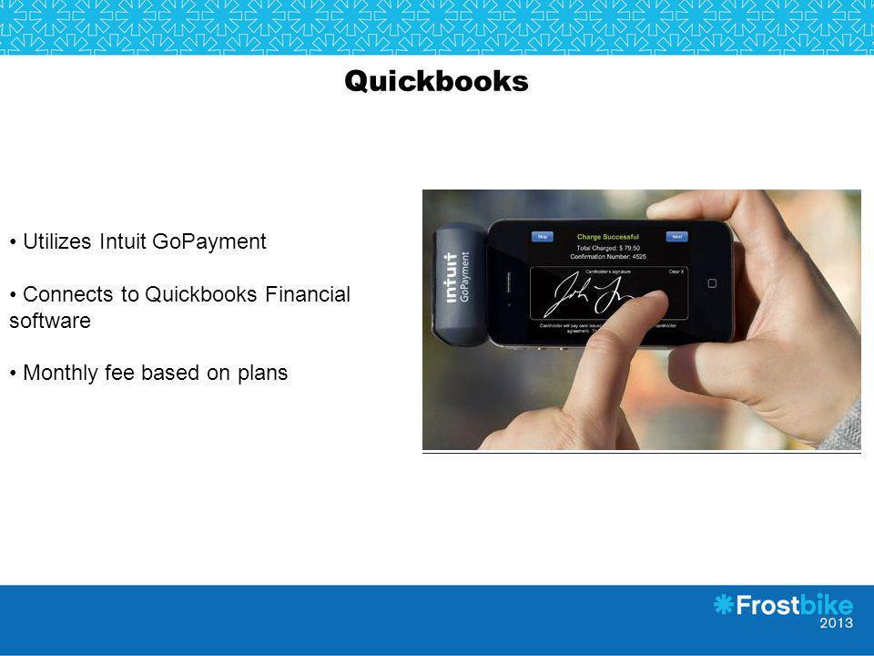 Quickbooks Utilizes Intuit GoPayment