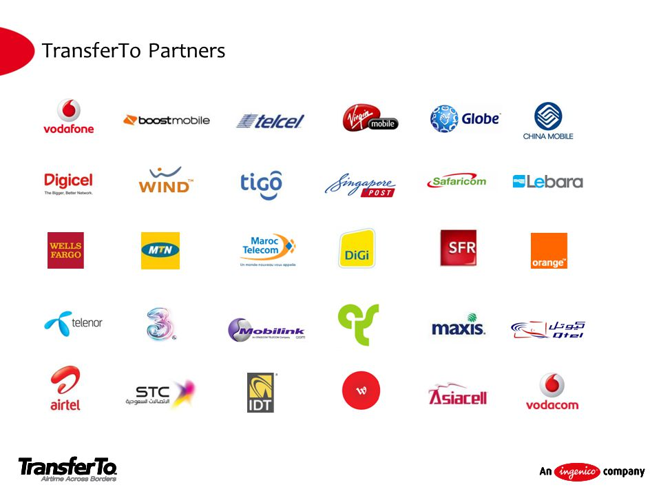 TransferTo Partners