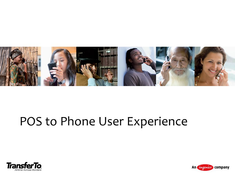 POS to Phone User Experience