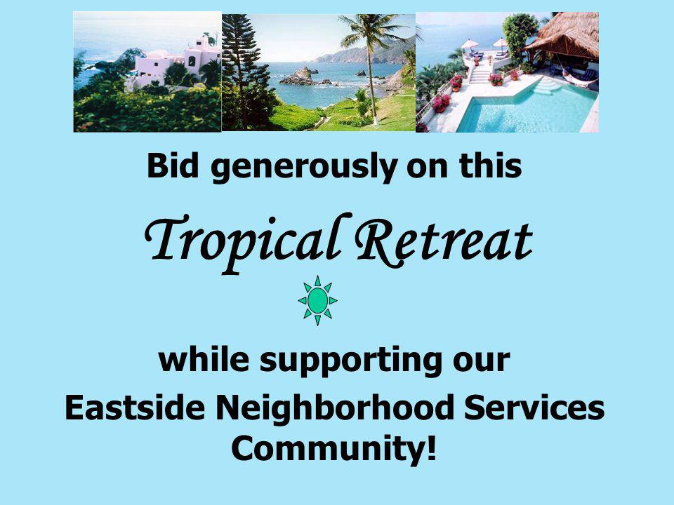 Eastside Neighborhood Services Community!
