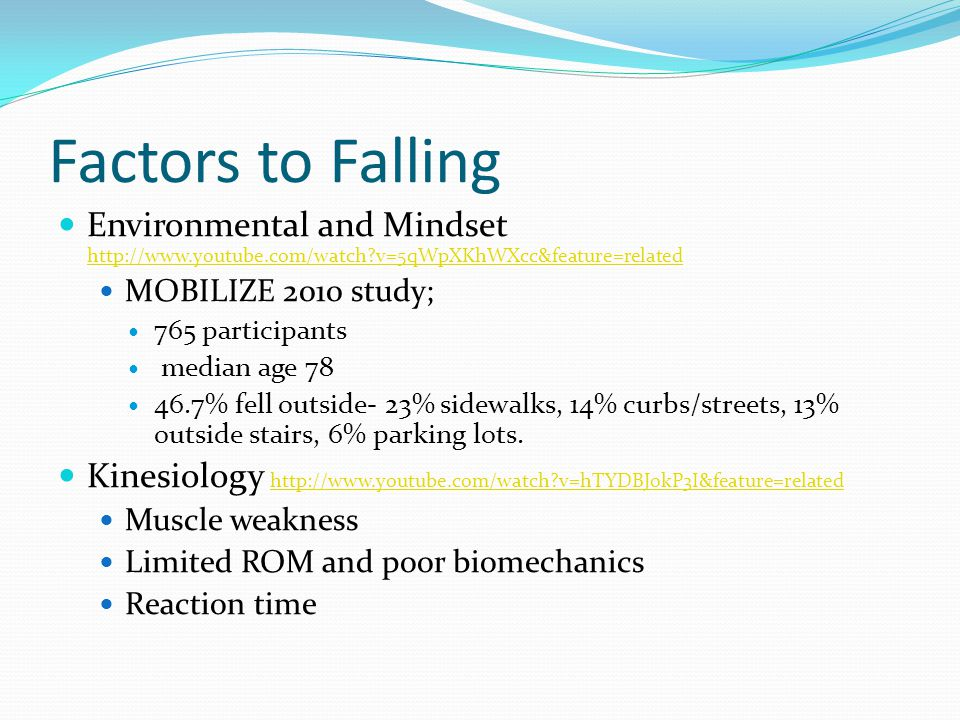 Factors to Falling Environmental and Mindset http://www.youtube.com/watch v=5qWpXKhWXcc&feature=related.
