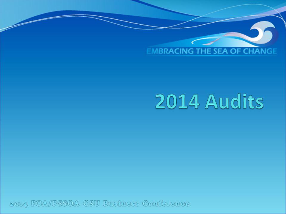 2014 Audits