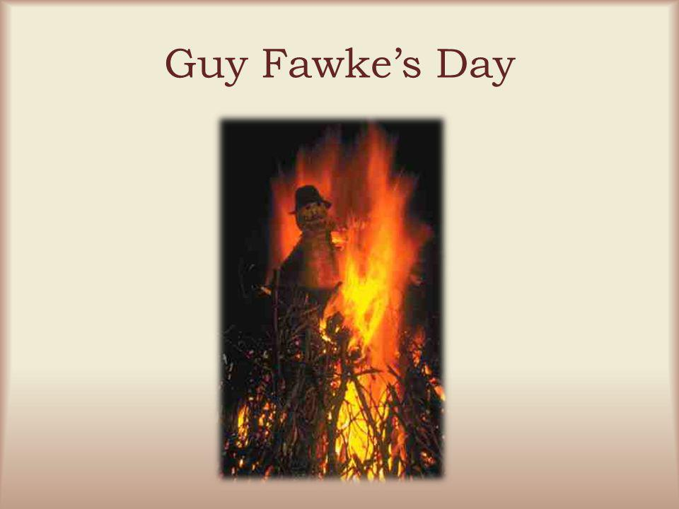 Guy Fawke's Day