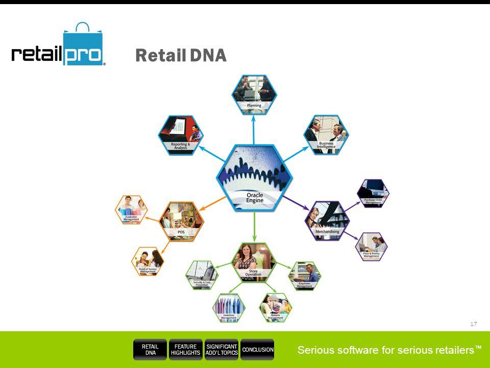 Retail DNA