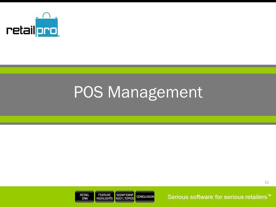 POS Management
