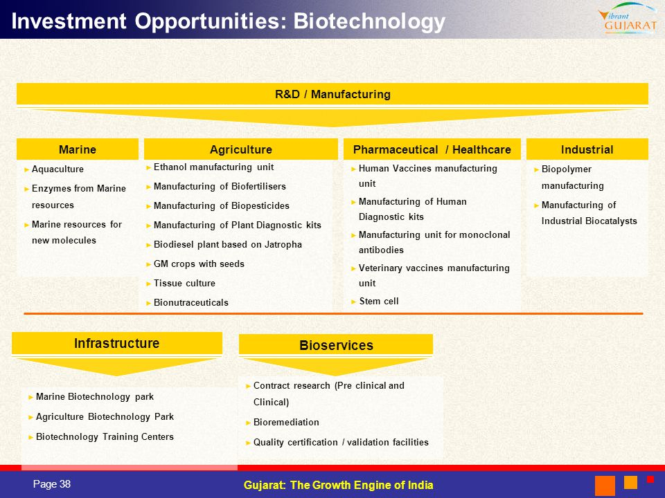 Investment Opportunities: Biotechnology