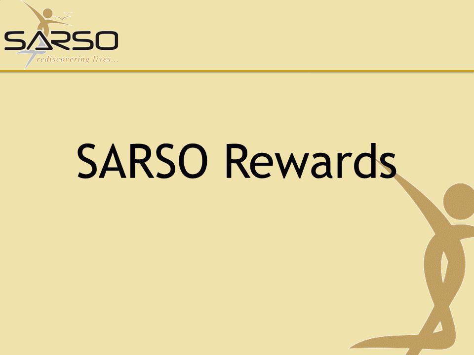 SARSO Rewards