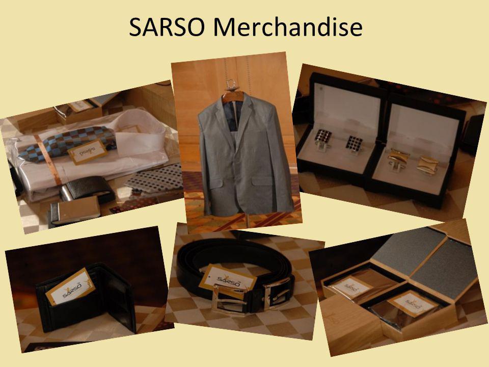 SARSO Merchandise