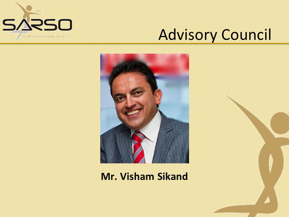 Advisory Council Mr. Visham Sikand