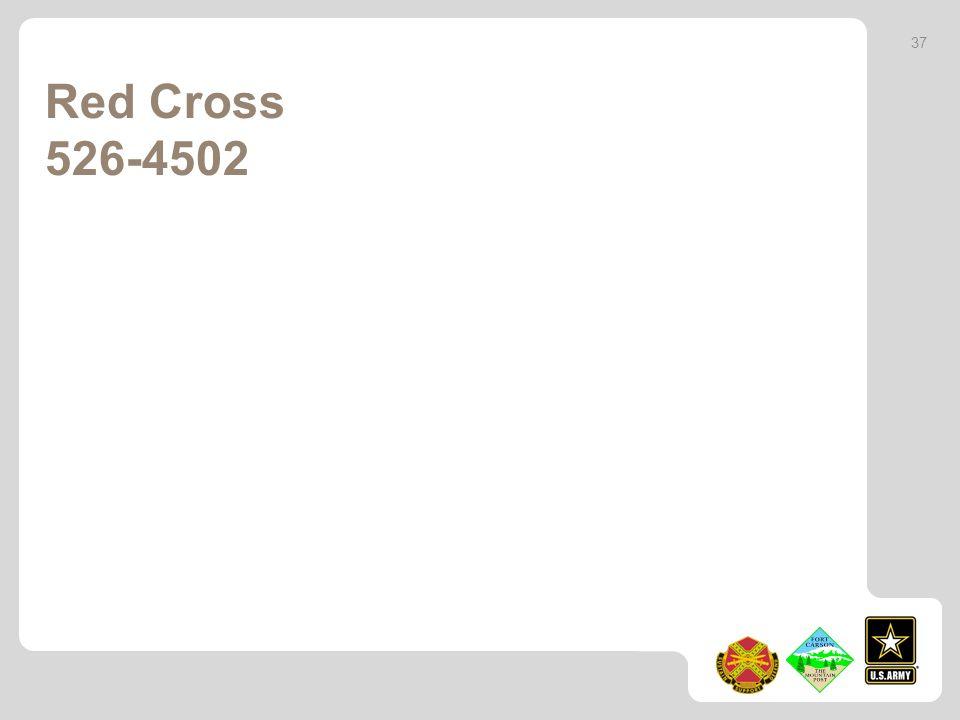37 Red Cross 526-4502