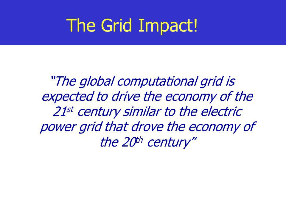 The Grid Impact!
