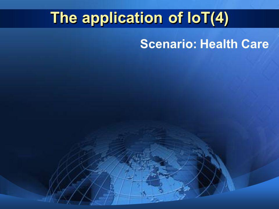 The application of IoT(4)