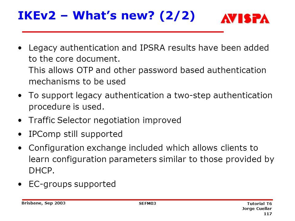 IPsec: Firewall to Firewall