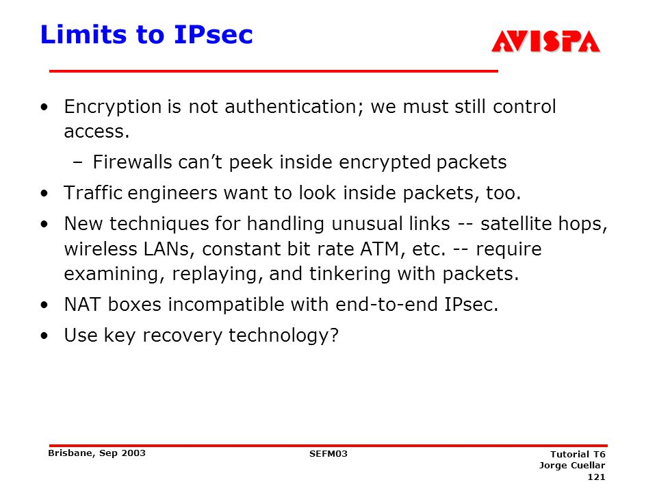 IPsec: IP security Issues for IKE update (only minor corrections):