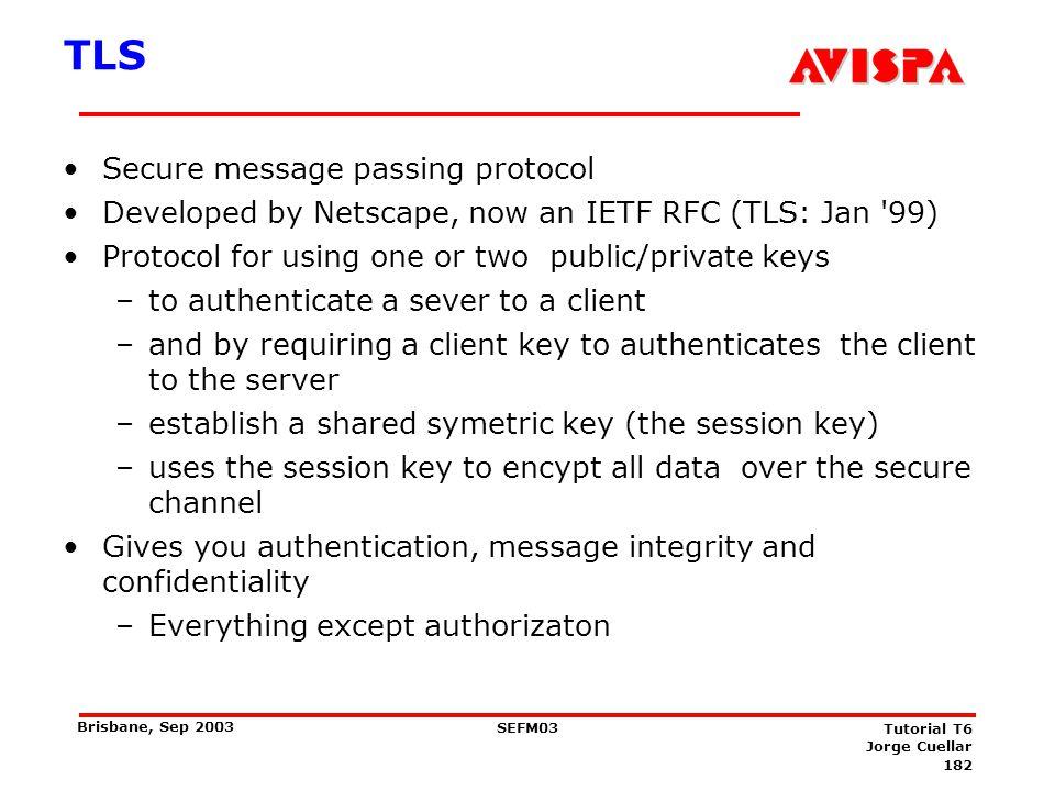 TLS Handshake Negotiate the cipher suite