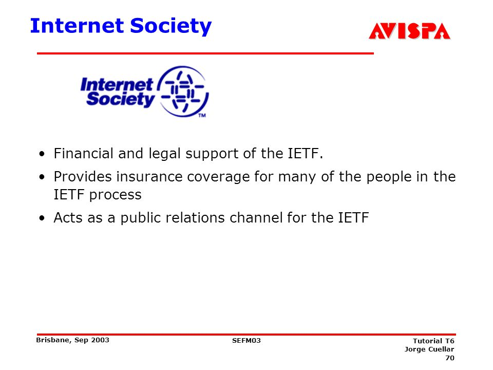 IAB (Internet Architecture Board)