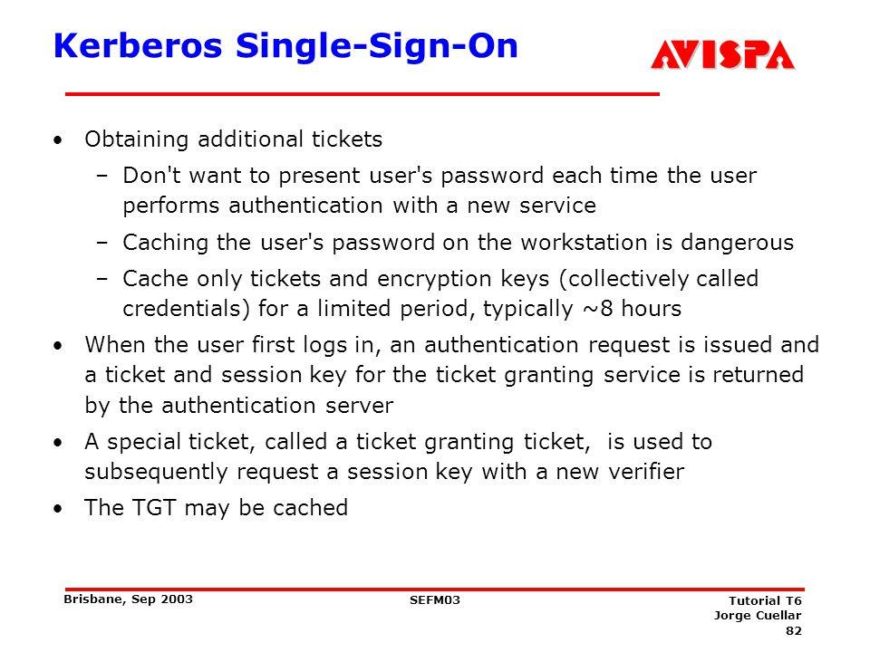Complete Kerberos AS TGS Client Server KDC 1 2 3 4 5 6