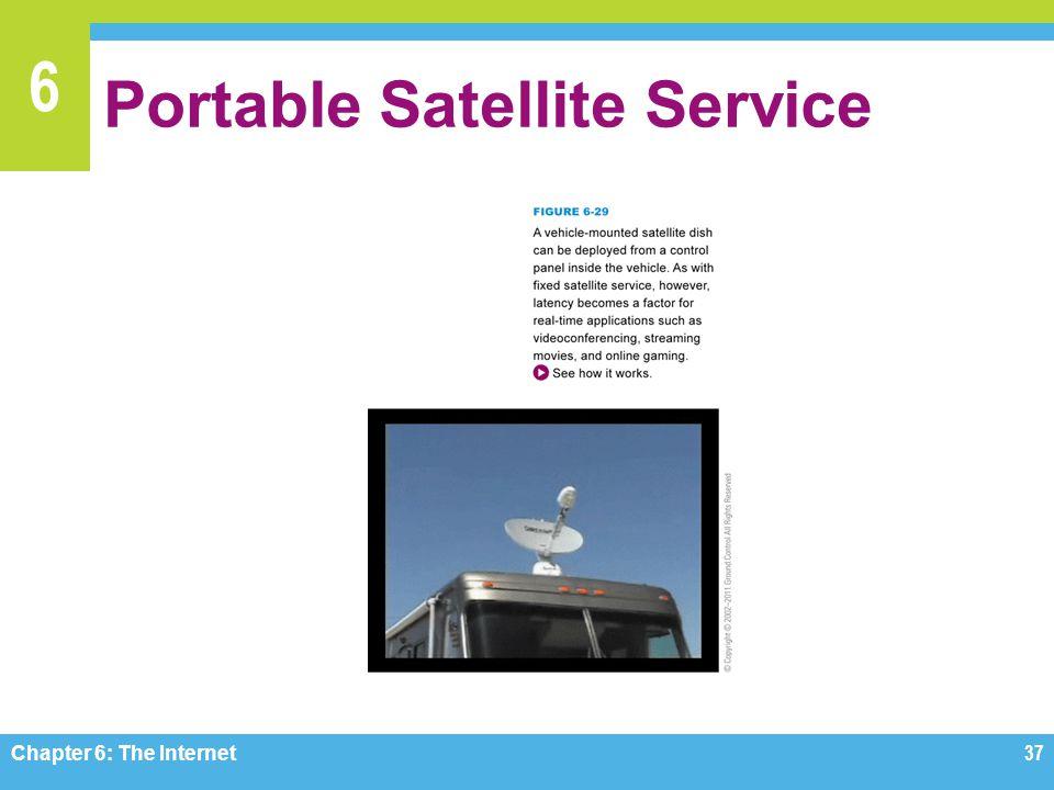Portable Satellite Service