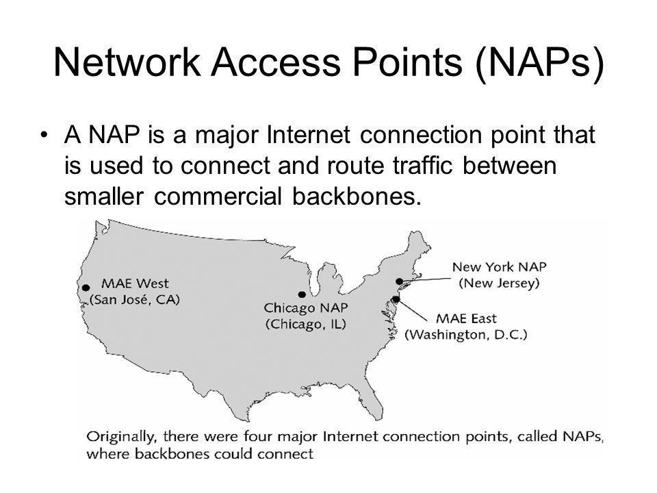 Network Access Points (NAPs)