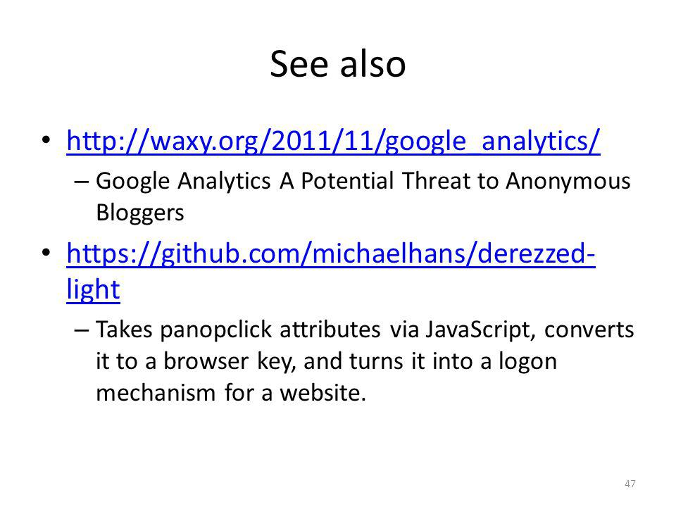 See also http://waxy.org/2011/11/google_analytics/