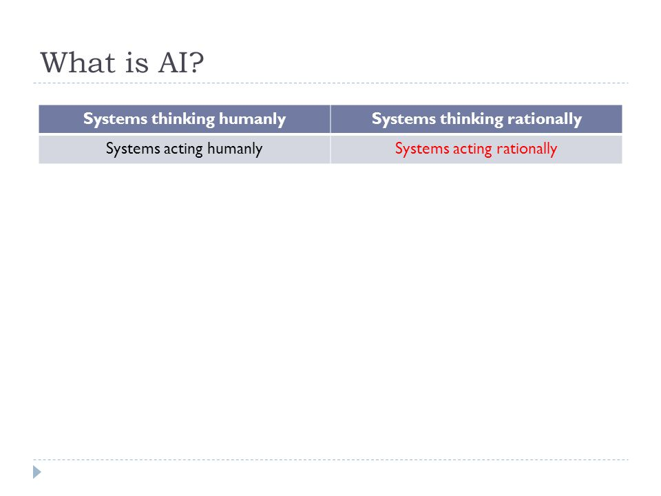 Systems thinking humanly Systems thinking rationally