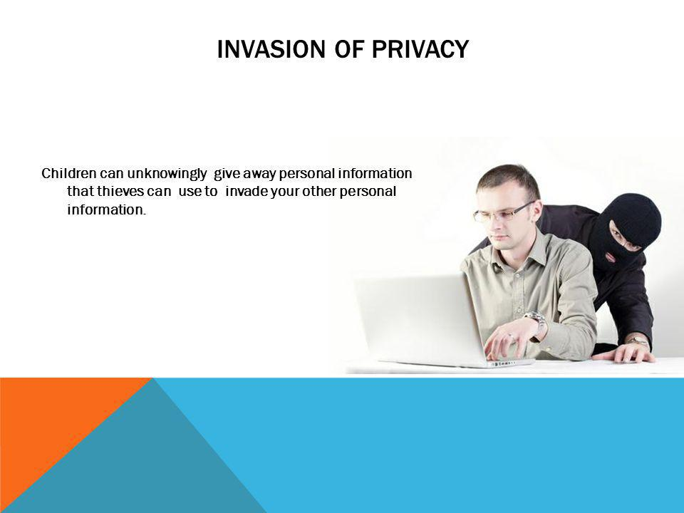 "online privacy and the governments invasion of user privacy We've also learned that governments are equally bad  four distinct kinds of invasion:  with online privacy is that companies write ""privacy."