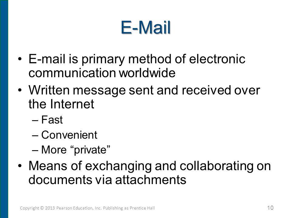 E-Mail Etiquette Guidelines