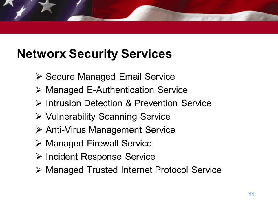 Networx Security Services