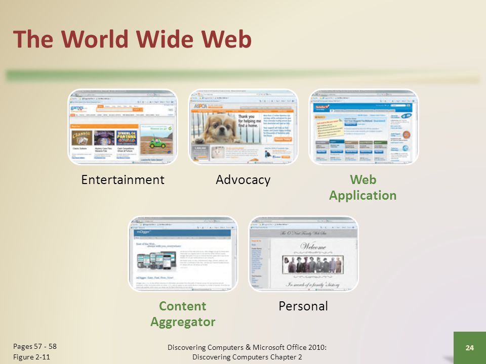 The World Wide Web Entertainment Advocacy Web Application