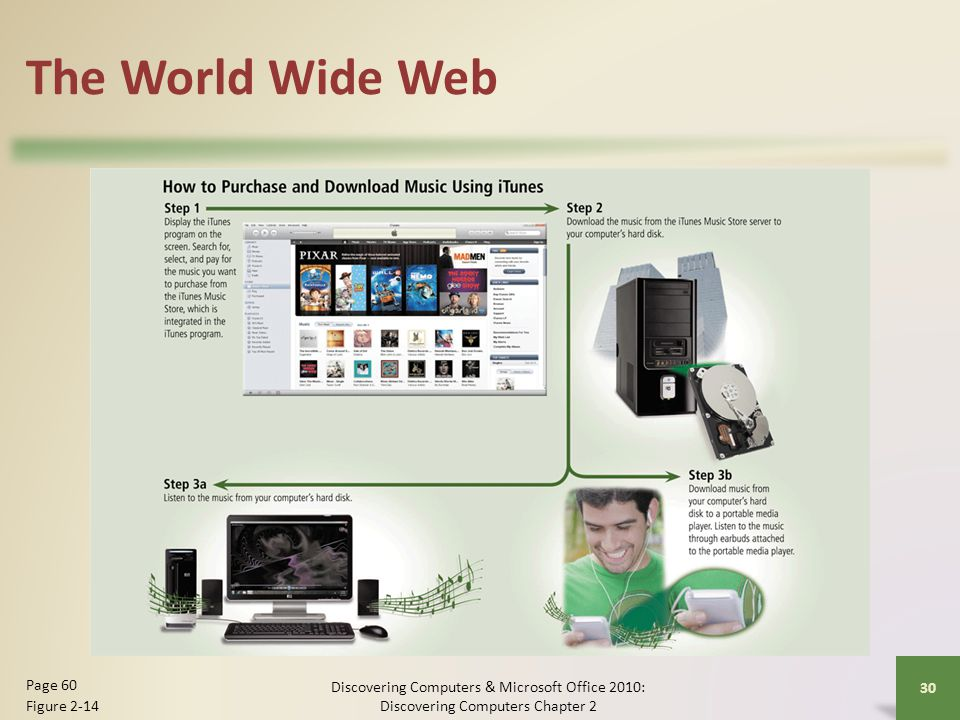 The World Wide Web Page 60 Figure 2-14