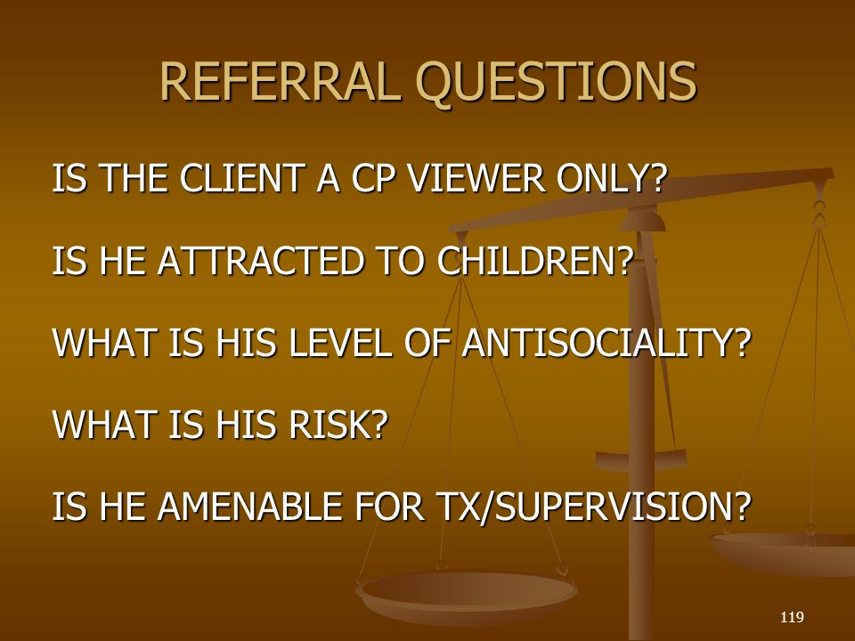 REFERRAL QUESTIONS IS THE CLIENT A CP VIEWER ONLY