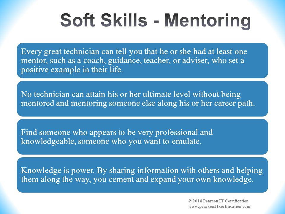 Soft Skills - Mentoring