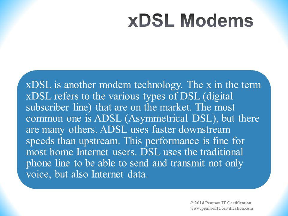 xDSL Modems