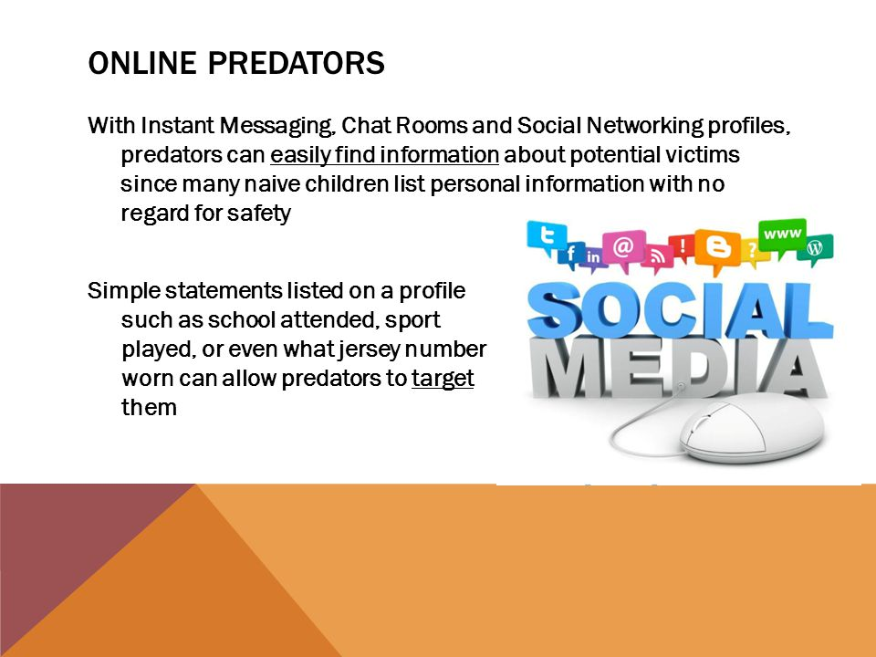 Internet Safety Chat Rooms