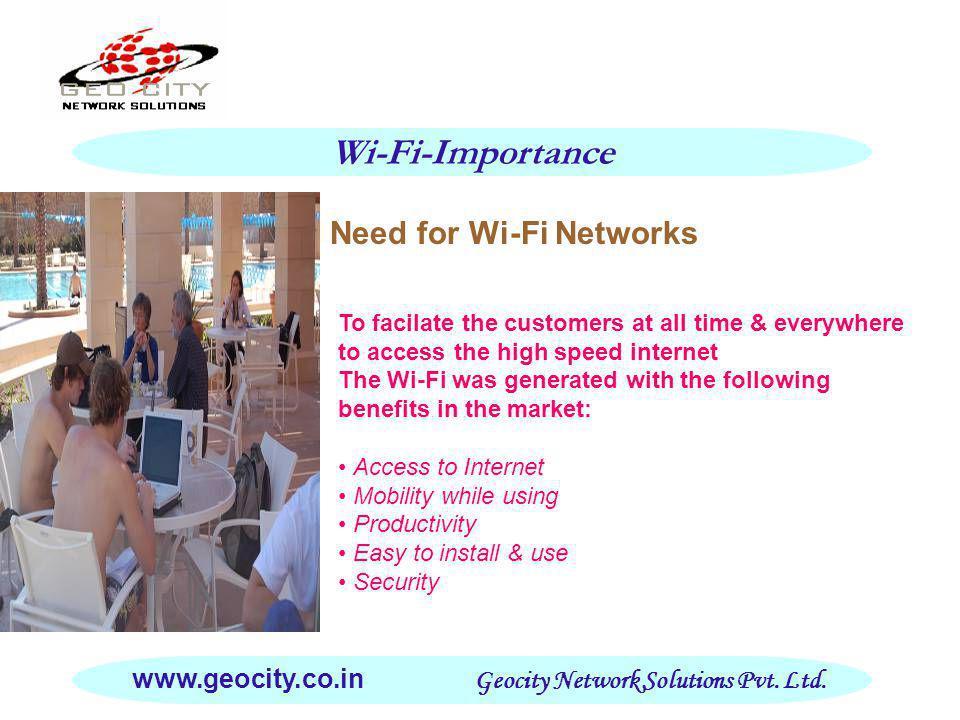 www.geocity.co.in Geocity Network Solutions Pvt. Ltd.