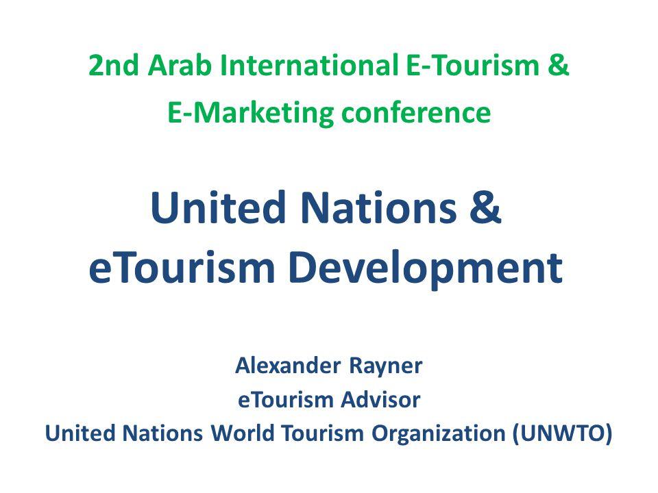 United Nations & eTourism Development