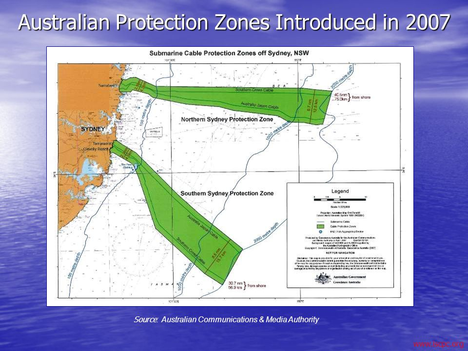 Australian Protection Zones Introduced in 2007