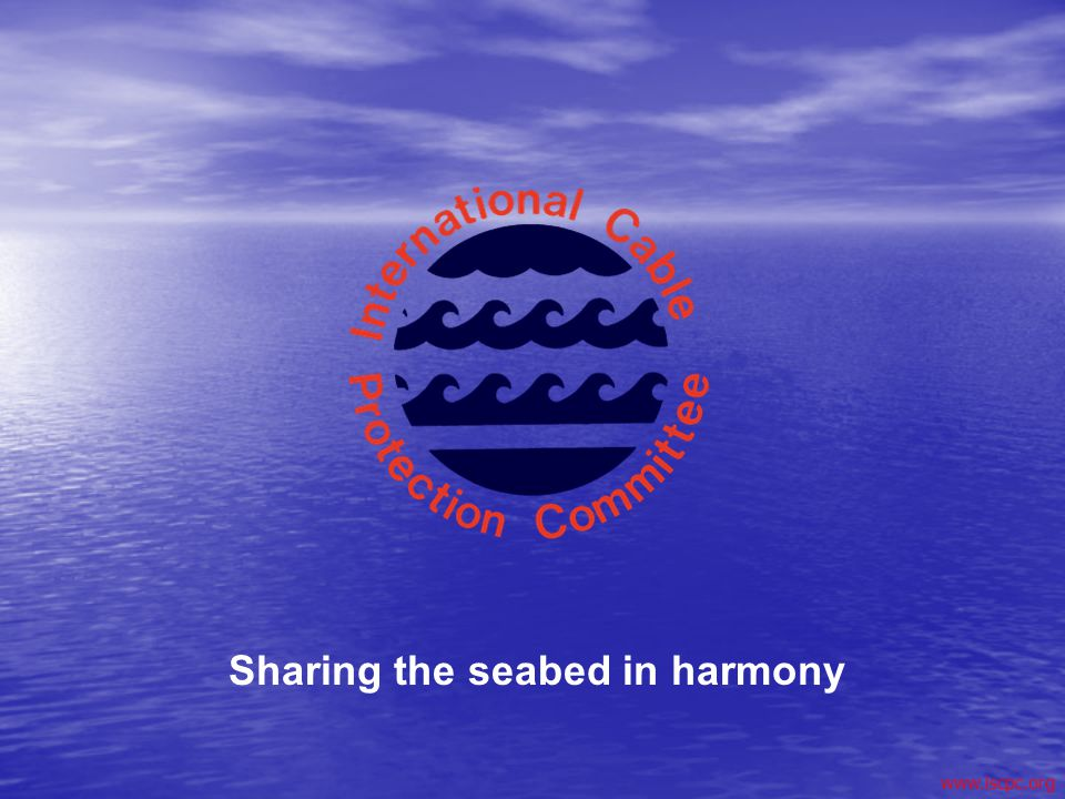 Sharing the seabed in harmony