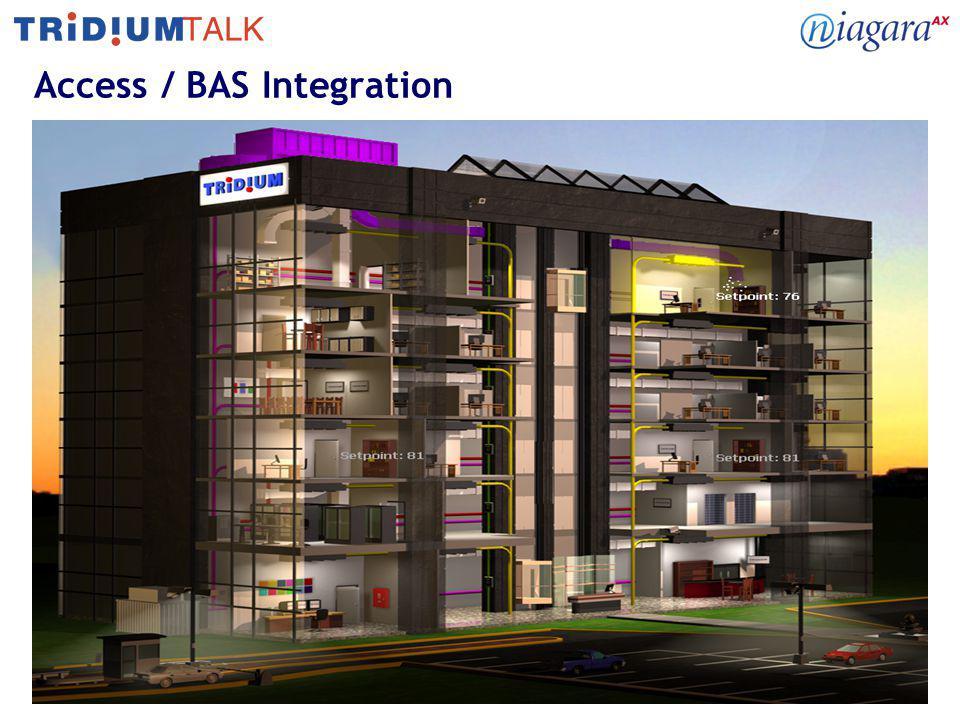 Access / BAS Integration