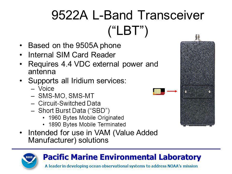 9522A L-Band Transceiver ( LBT )
