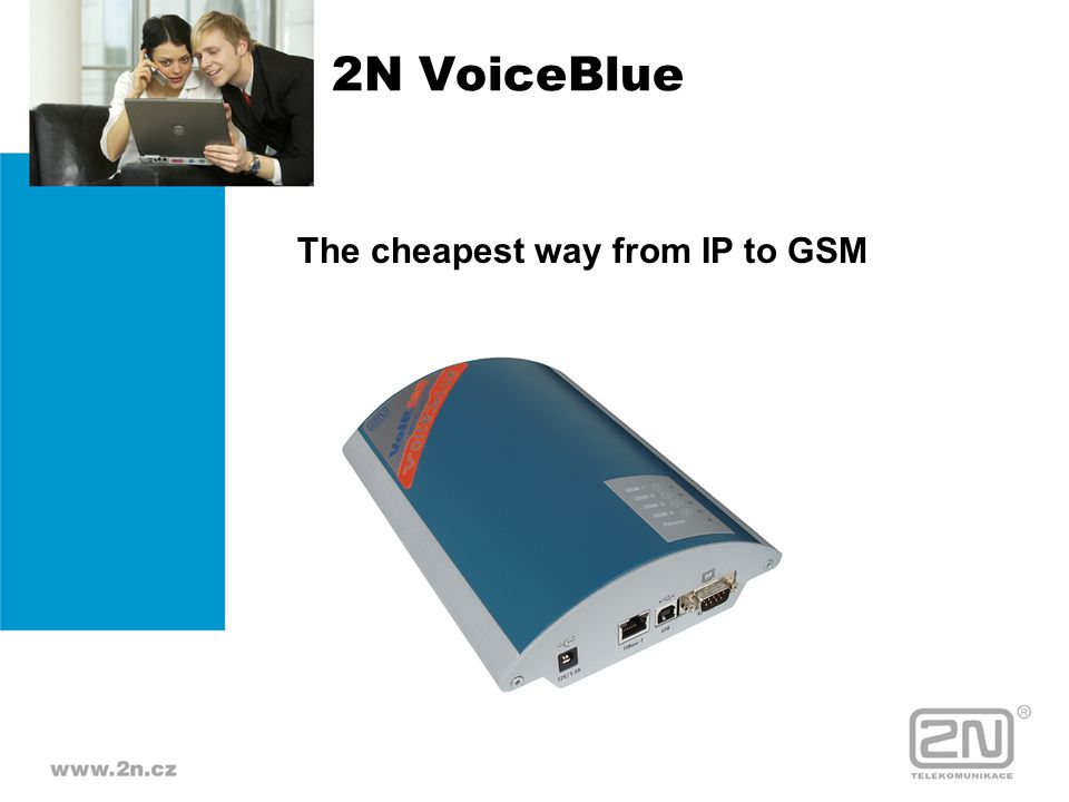 The cheapest way from IP to GSM