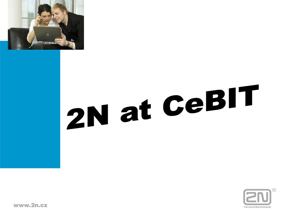 2N at CeBIT